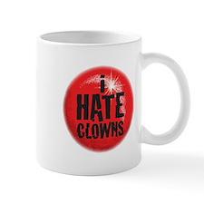 CRAZYFISH i hate clowns Mug
