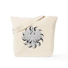 Polish Eagle Sun Tote Bag