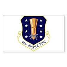 44th Missile Wing Decal