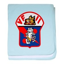 Cool F14 baby blanket