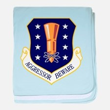 44th Missile Wing Baby Blanket