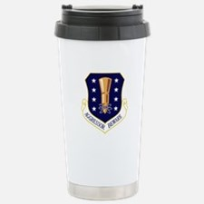 44th Missile Wing Stainless Steel Travel Mug