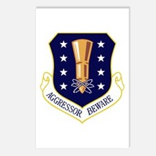 44th Missile Wing Postcards (Package of 8)