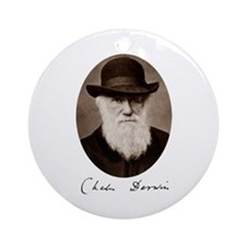 Darwin Christmas Tree Ornament (Round)
