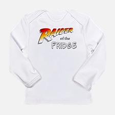 Raider of the Fridge Long Sleeve Infant T-Shirt