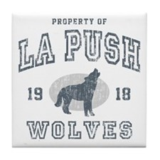 La Push Wolves Tile Coaster