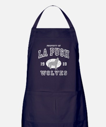 La Push Wolves Apron (dark)