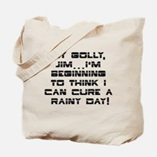 Classic Bones McCoy Quote Tote Bag