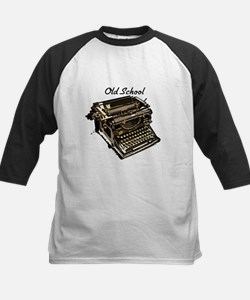Old School typewriter Tee