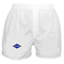 Ranger Diamond WWII Boxer Shorts