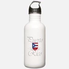 Puerto Rico Water Bottle