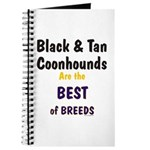 Black & Tan Coonhound Best Breed Journal