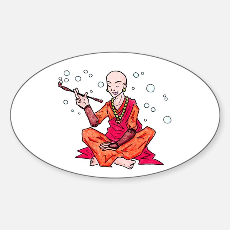 Monk Decal
