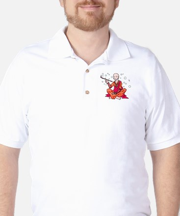 Monk Golf Shirt