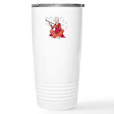 Monk Travel Mug