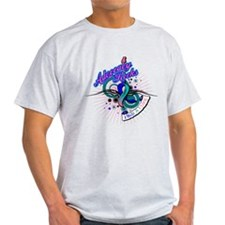 Thyroid Cancer Advocacy Rocks T-Shirt