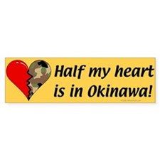 Okinawa Bumper Bumper Sticker