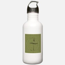 Unique Free thinking Water Bottle