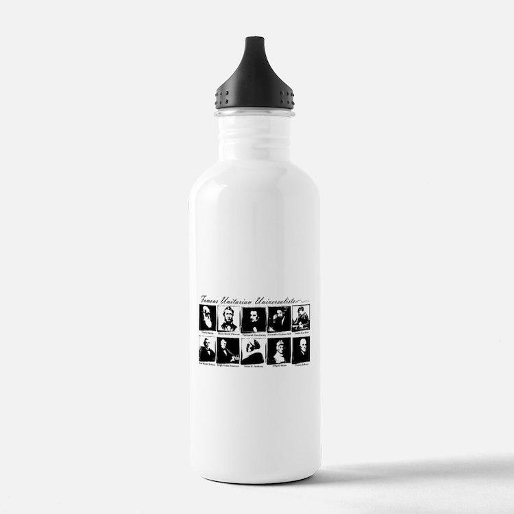 Cute Free thinking Water Bottle
