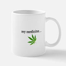 Cute Medical cannabis Mug