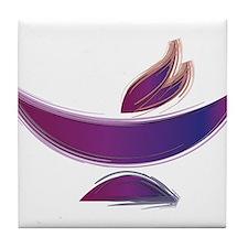 Cool Unitarian universalist Tile Coaster