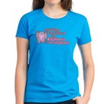 Irrelephant Elephant Women's Dark T-Shirt
