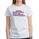 Irrelephant Elephant Women's T-Shirt