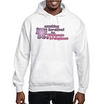 Irrelephant Elephant Hooded Sweatshirt
