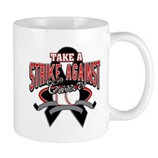 Take a Strike Skin Cancer Mug