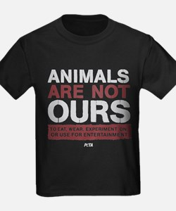 Animals Are Not Ours T