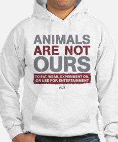 Animals Are Not Ours Jumper Hoody