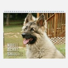 Noble Acres Wall Calendar :2011
