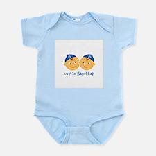Twins1stHanukkah Infant Bodysuit