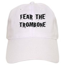 Fear the Trombone Baseball Cap
