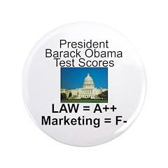 Obama's test scores 3.5