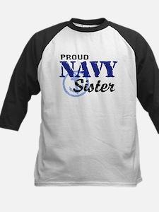 Proud Navy Sister Tee