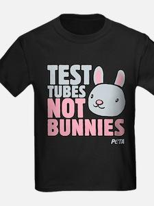 Test Tubes Not Bunnies T