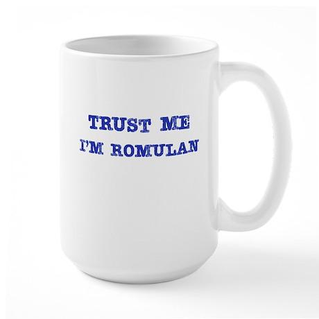 Romulan Trust Large Mug