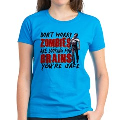 Zombie Brains - You're Safe Tee