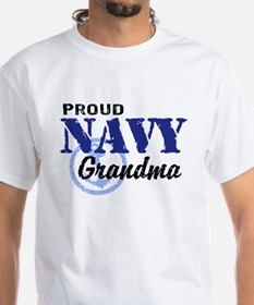 Proud Navy Grandma Shirt