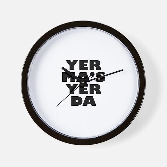 Cool Northern ireland Wall Clock