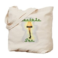 Electric Sex Tote Bag