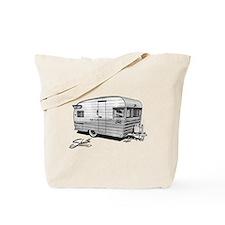 Shasta camper Tote Bag