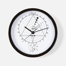 A.D.D. Wall Clock