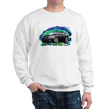 Black Speed3 Sweatshirt