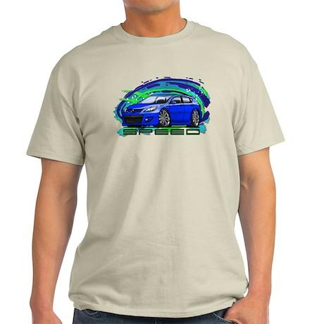 Blue Speed3 Light T-Shirt