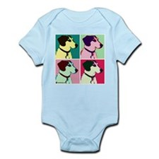 Arnie Monroe by VampireDog.com Infant Bodysuit
