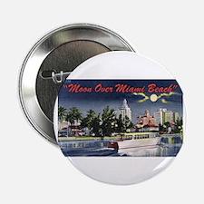 "Miami Beach 2.25"" Button"