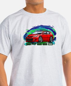 Red Speed3 T-Shirt