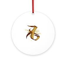 """Love"" Rune - Ornament (Round)"
